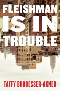 Cover of Fleishman is in Trouble